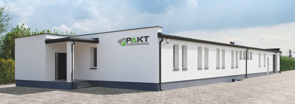 Pakt Electronics, siedziba główna firmy.