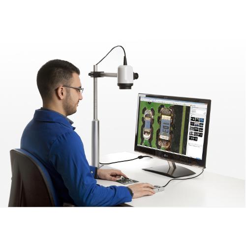 Mikroskopy elektroniczne