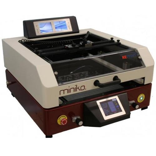 Model drukarki pasty lutowniczej