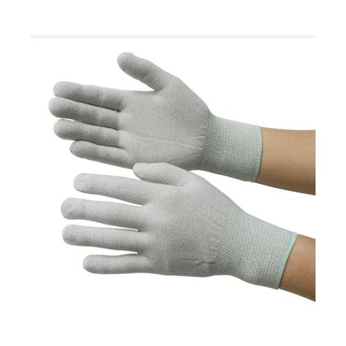 Gładkie rękawice antystatyczne