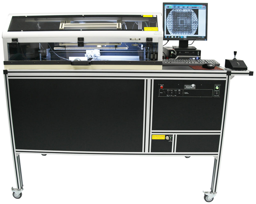 System inspekcji rentgenowskiej