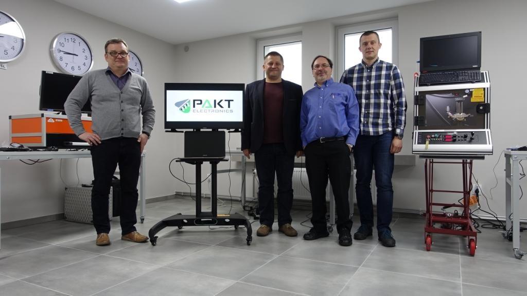 Paktel stał się wyłącznym dystrybutorem systemów rentgenowskich Glenbrook.