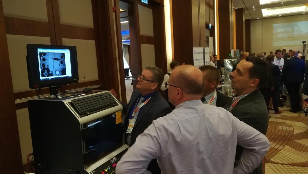 Prezentacja możliwości sprzętowych oferowanych przez Paktel w trakcie TEC 2018