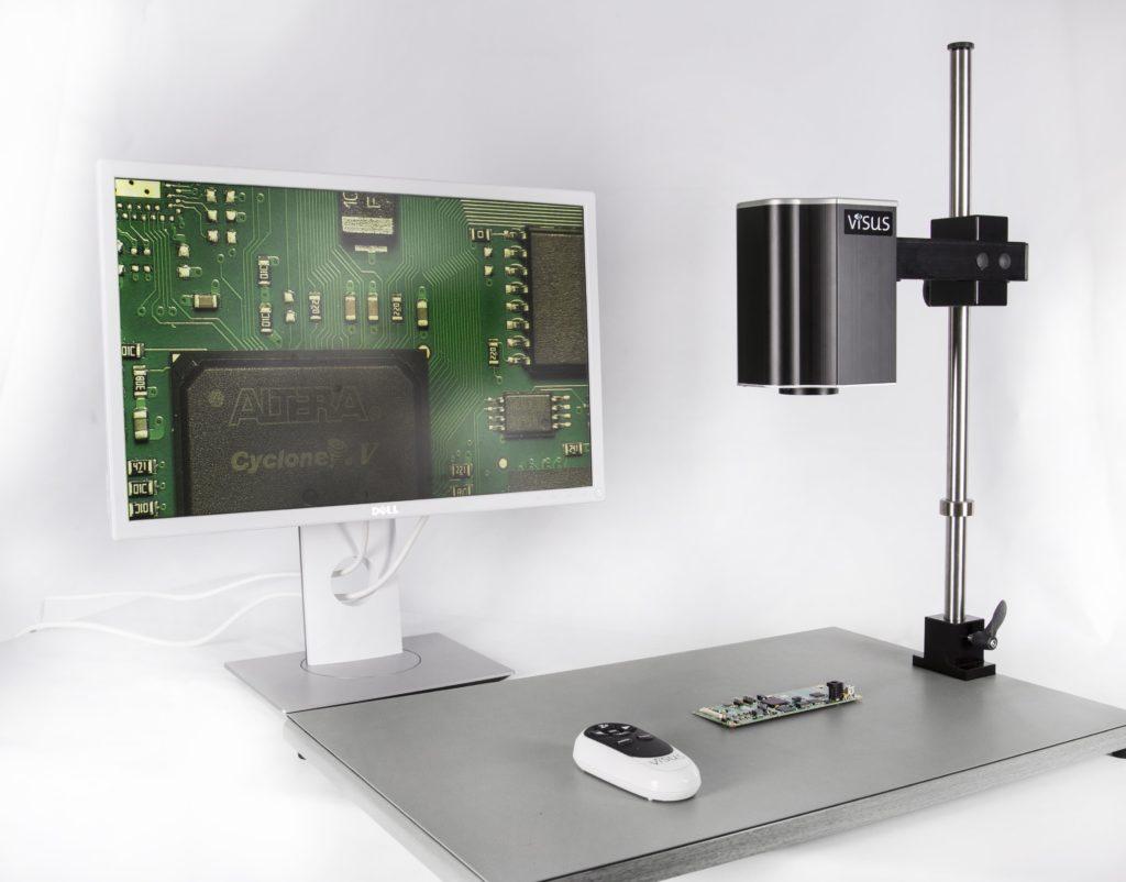 Visus Icon Flex - mikroskop elektroniczny