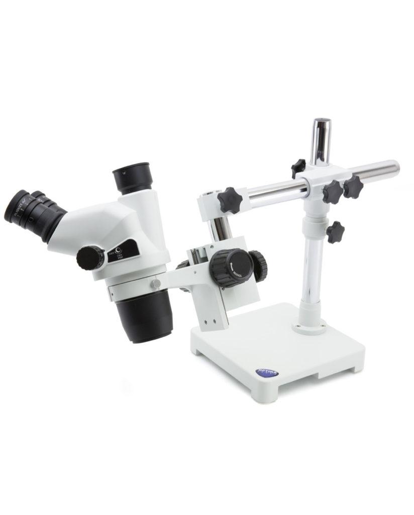 Mikroskop stereoskopowy SZX do inspekcji optycznej jakości układów elektronicznych